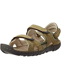 Woodland GD0491108W13 - Camel Casual Sandals for Men
