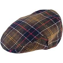 Barbour Classic Wool Tartan Cap Classic Tartan-7 3/8 (60)