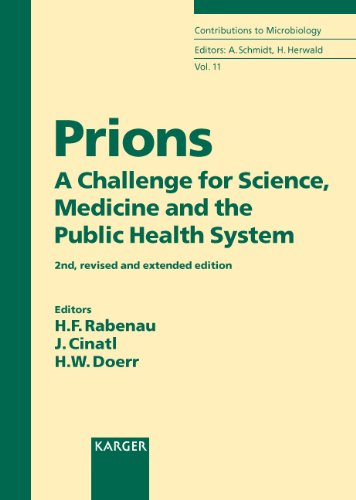 Prions: A Challenge for Science, Medicine and the Public Health System.: v. 11 (Contributions to Microbiology)