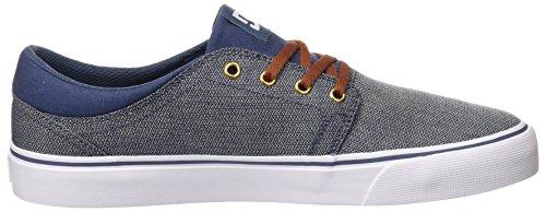Dc Tonik Tx Se, Chaussures De Sport Bleues Pour Homme (bleu Marine / Blanc)