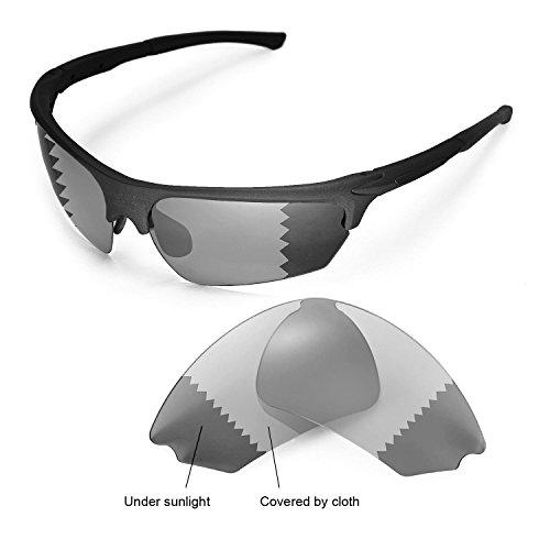Walleva Ersatzgläser für Rudy Project Noyz Sonnenbrille - Mehrfache Optionen (Übergang / Photochromisch - Polarisiert)