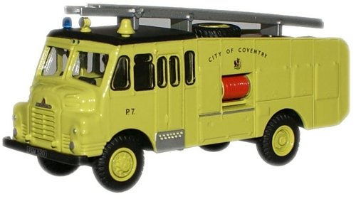 Oxford DIE CAST - 76GG004 - Green Goddess - Coventry Feuerwehr Coventry Green