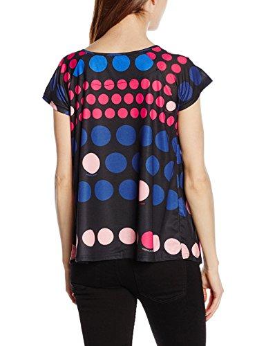 MISSING JHONNY Damen T-Shirt Kalofer Bunt