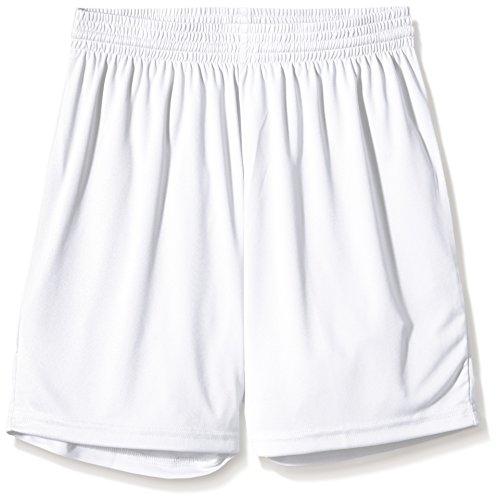 Jako Herren Shorts Palermo, weiß, 6, 4409