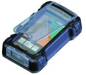 Fujitsu Siemens Bump Case für Pocket Loox Handheld PDA (Schützt Ihren Pocket LOOX beim Sturz, speziell für die Outdoor-Nutzung) -