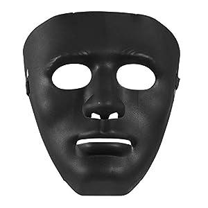 WIDMANN Mascara Anonymous negra Cualquier día