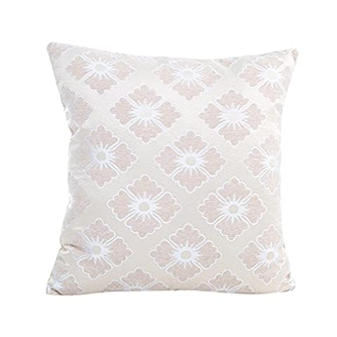 Kingko® Fashion Colorful Pillow Case Sofa Waist Throw Cushion Cover Flowers Printing Decor Casual Home Decor Pillow Case Cover 5 Colors Available