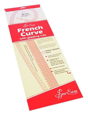 sew-easy-nl4199-metric-french-curve-52-x-165cm-grading-rule-pattern-making