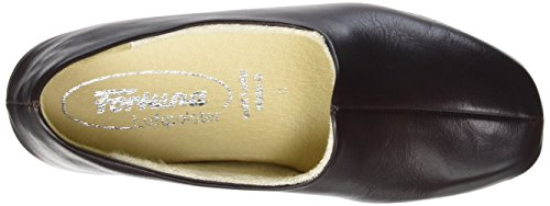 Fortuna Sylvia Cosy, Chaussons avec doublure froide femme Rouge - Rot (Bordo 111)