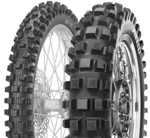 Pneumatici Pirelli MT 16 GARACROSS 4.50 - 18 70M NHS Posteriore CROSS COUNTRY    gomme moto e scooter