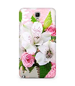 Amez designer printed 3d premium high quality back case cover for Samsung Galaxy Note 3 Neo (Flowers 2)
