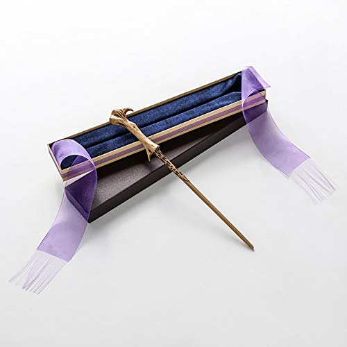 DBXGXL Lord Voldemort Bacchetta, Harry Potter Bacchetta Role-Playing Props Wizards Wand,Voldemort,36cm