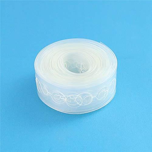Ballonkette Verbinden Streifen Transparent PVC Band Bogen Girlande Dekoration Luftballons Hintergrund Dekor ()