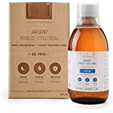 ARGENT COLLOIDAL 300 mL - 40 PPM - Institut Katharos