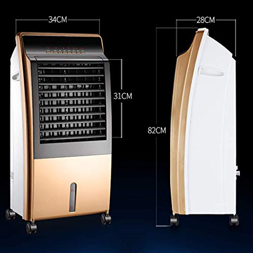 BXX Multiszenario-Anwendung Mobiles tragbares Klimagerät zum Kühlen und Heizen mit doppeltem Verwendungszweck und Reinigungs- und Befeuchtungsfunktion. Kann das ganze Jahr über für Mini-Klimageräte z