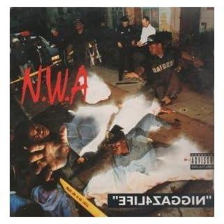 NIGGAZ4LIFE LP (VINYL ALBUM) GERMAN 4TH AND BROADWAY 1991