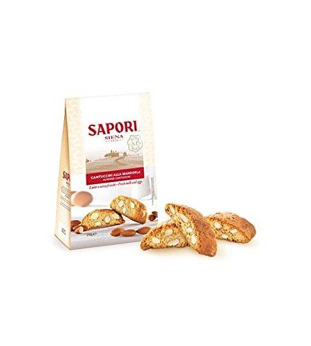 Sapori Siena - Panforte Margherita, Prodotto Dolciario da Forno con Frutta Candita e Mandorle Gr.200