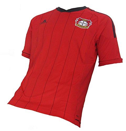 Bayer Leverkusen Trikot Home 2013/14 Player Issue Adidas Gr.XL -