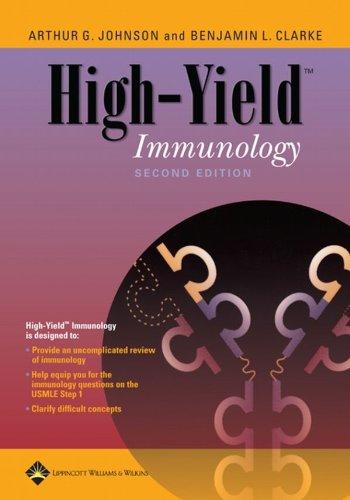 High-YieldTM Immunology (High-Yield Series) (English Edition)