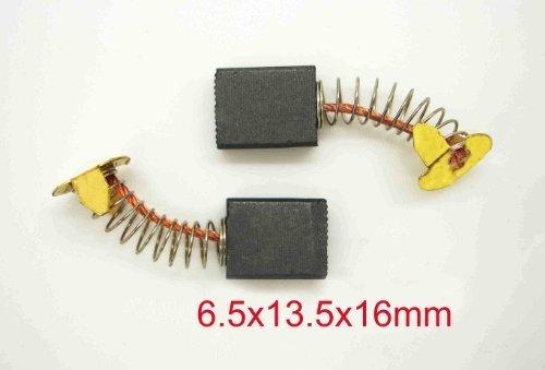 Karbon Pinsel Fox Kappsäge F36-252 und Andere 6.5x13.5x16mm Power Sägen (1 Paar BQ1