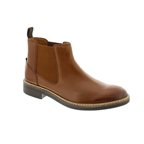 Clarks Blackford Top, Bottes Chelsea Homme