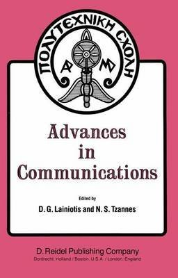 [A Selection of Papers from Info II, the Second International Conference on Information Sciences and Systems, University of Patras, Greece, July 9-14, 1979: Advances in Communications v. 1] (By: D.G. Lainiotis) [published: August, 1980]