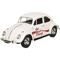 Coca Cola 1966 VW Beetle la cosa reale 01 24 scala modello Diecast