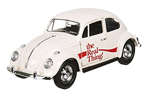 Coca Cola 1966 VW Beetle The Real Thing 1 24 miniature