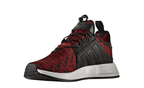 adidas Unisex-Kinder X_PLR J Sneakers Core Red/Black