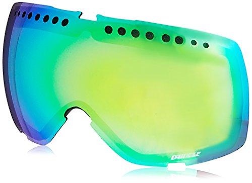 Dainese 4999840 - maschera da sci unisex, verde (verde), taglia unica