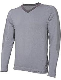 BRUBECK® LS12330 Mens Pyjamas( Langarm-Shirt)   Schlafanzug   MicroModal Air   Klimaregulierender Komfort   Einzigartige Weichheit