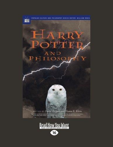Harry Potter and Philosophy: If Aristotle Ran Hogwarts (Harry-potter-katalog)