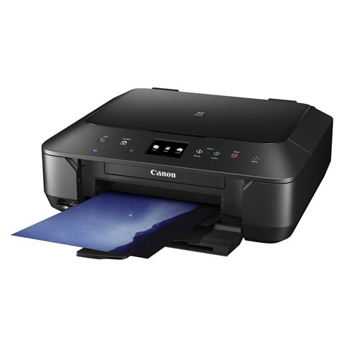 Canon Pixma MG6650 Farbtintenstrahl-Multifunktionsgerät (Drucker, Kopierer, Scanner, USB, WLAN, NFC, Pixma Cloud-Link) schwarz Canon Prima Mini