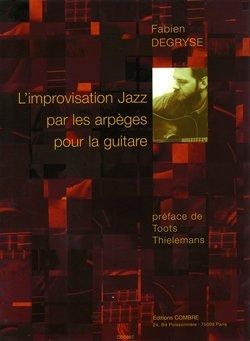 Improvisation jazz par arpèges