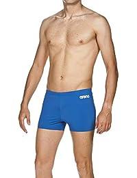 arena Solid Bañador Short, Hombre, Azul (Royal/White), ...