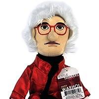 Andy Warhol juguete suave - pensadores pequeños muñeco