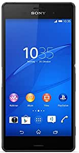 "Sony Xperia Z3 Smartphone, 5.2"", Full HD, Quad-Core 2.5 GHz, 20,7 MP Fotocamera, Android, Nero"
