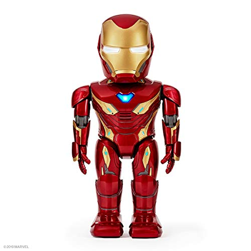 UBTECH Robotics Ironman MK50 Gaming Roboter, Red/Gold