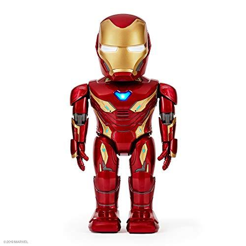 UBTECH Robotics Ironman MK50 Gaming Roboter, Red/Gold