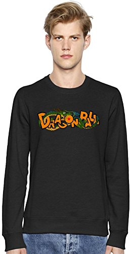 Dragon Ball Logo Unisex Sweatshirt Small