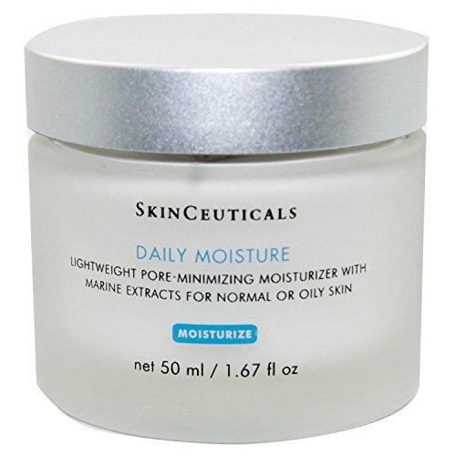 SkinCeuticals Moisture Daily Moisture 50ml - Pflanzliche Fettige Haut Feuchtigkeitscreme