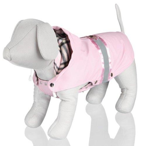 Trixie Como Coat, 21 cm, Rosa - Del Rio Mantel