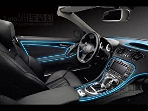 Cold Dashboard Ice Blue Light Strip For Honda civic