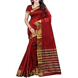 Kanchan Silk Saree (Ktred Lagdi_Multi-Coloured)