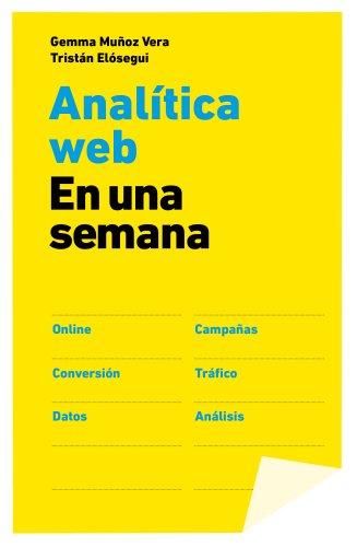 Analítica web en una semana por Tristán Elósegui