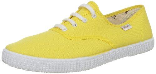 giallo Unknown Unisex amarillo Ginnastica Inglesa Basse Da Lona Scarpe E4pq4