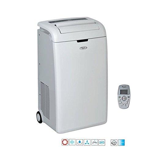 WHIRLPOOL AMD 091/1, Mobiles Klimagerät 2840W EEK:A
