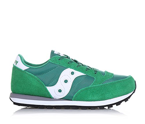 SAUCONY SC55998 ORIGINAL JAZZ grün Babyschuhe Schnürsenkel Green
