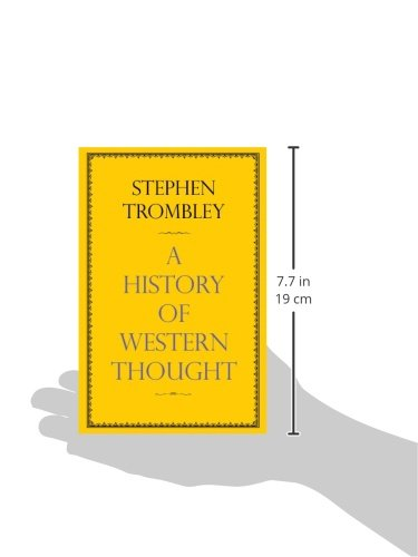 History of Western Thought