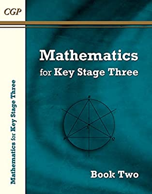 KS3 Maths Textbook 2 (CGP KS3 Maths) by Coordination Group Publications Ltd (CGP)